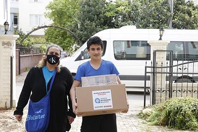 Antalya Büyükşehir Belediyesi Yardım