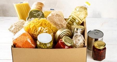 Ramazan, Gıda ve Erzak Kolisi Yardımı Başvurusu
