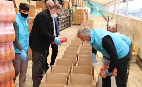 Konya Büyükşehir Belediyesi Yardım Başvurusu ve Sorgulama