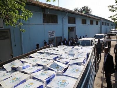 Erzurum Büyükşehir Belediyesi Yardım Başvurusu ve Sorgulama