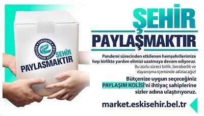 Eskişehir Büyükşehir Belediyesi Yardım Başvurusu ve Sorgulama