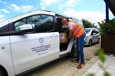 Muğla Büyükşehir Belediyesi Yardım Başvurusu ve Sorgulama