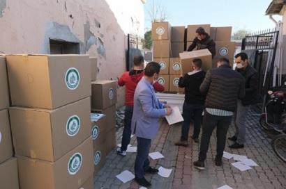 Edirne Belediyesi Yardım Başvurusu ve Sorgulama