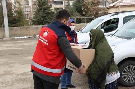Aksaray Belediyesi Yardım Başvurusu ve Sorgulama