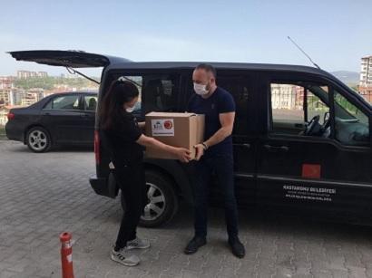 Kastamonu Belediyesi Yardım Başvurusu ve Sorgulama