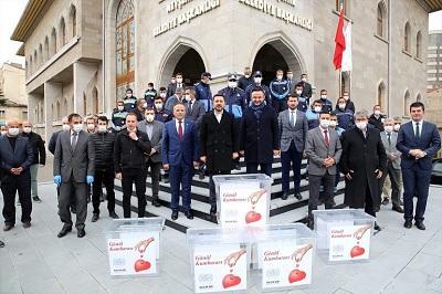 Nevşehir Belediyesi Yardım Başvurusu ve Sorgulama