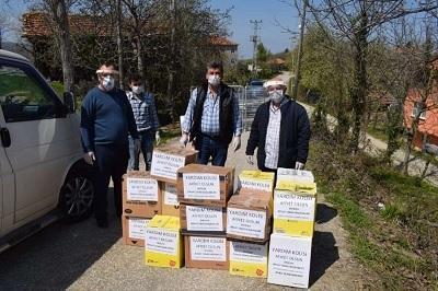 Sinop Belediyesi Yardım Başvurusu ve Sorgulama