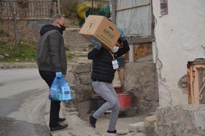 Yozgat Belediyesi Yardım Başvurusu ve Sorgulama